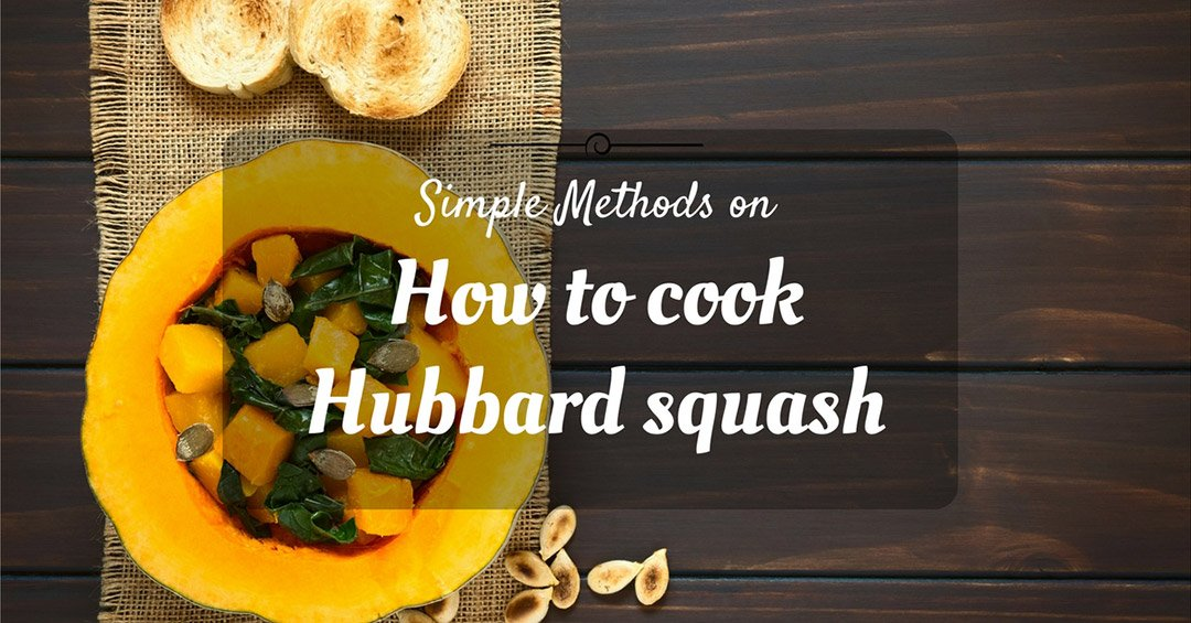 how to cook hubbard squash?