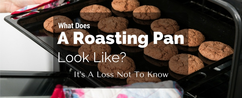 what does a roasting pan look like?