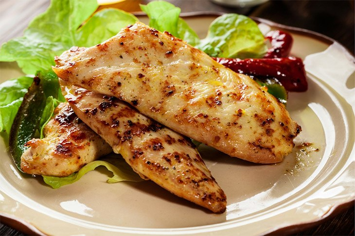 Can you bake frozen chicken breast