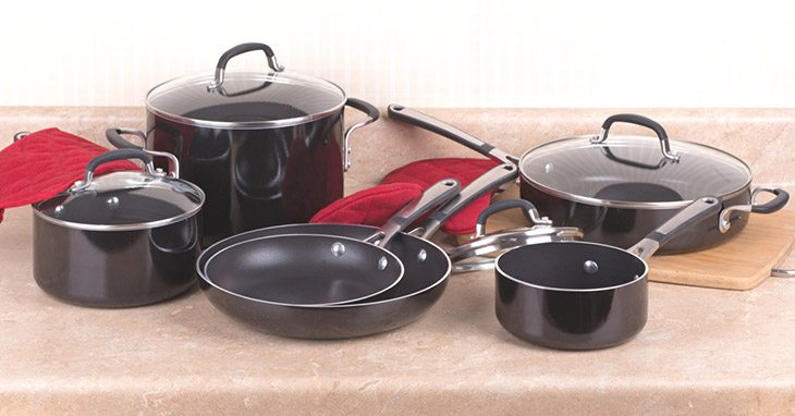 how to cook with stainless steel pots and pans