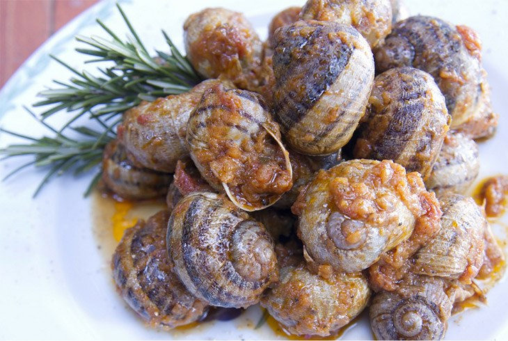How to cook escargot?