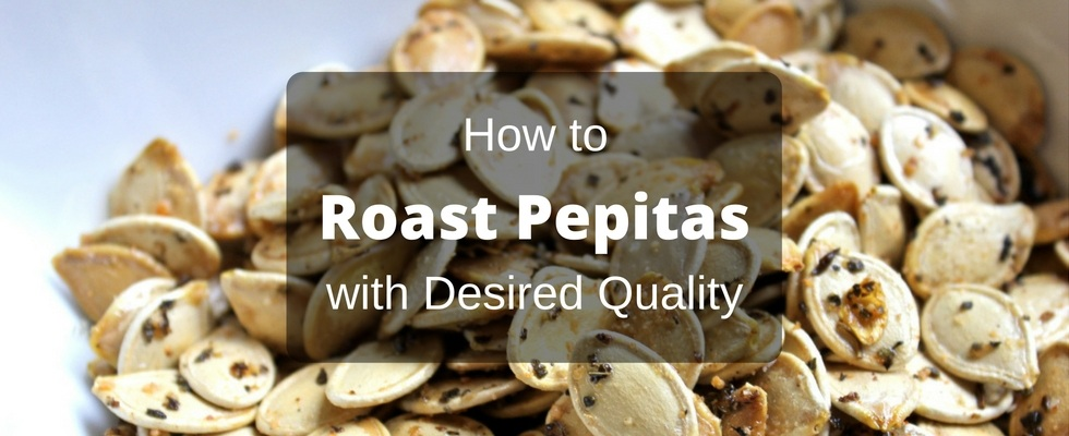 How to roasted pepitas