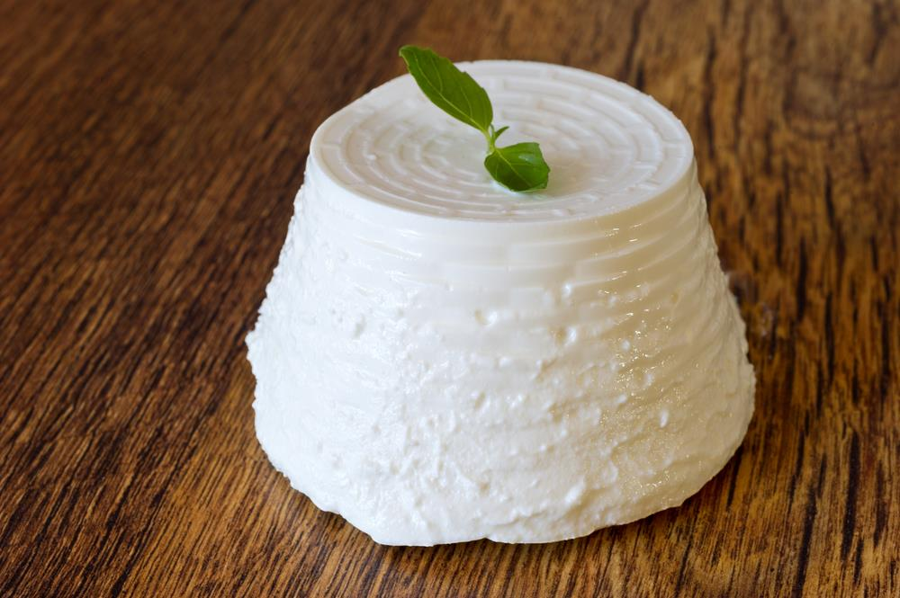 Can ricotta be frozen